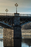 City bridge Royalty Free Stock Photo