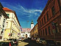 city Obraz Royalty Free