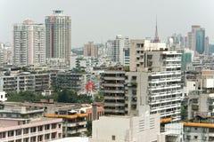 City. Downtown of Foshan city,Canton,China Stock Photos