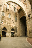 Into the city Royalty Free Stock Photos
