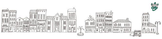 city royalty ilustracja