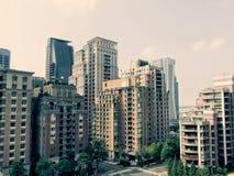 city Fotografia Stock