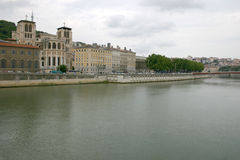 City. French city Royalty Free Stock Images