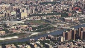 City Aerial, Urban, Neighborhoods, District. Stock video of a city aerial stock video