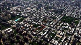 City Aerial, Urban, Neighborhoods, District Stock Photo