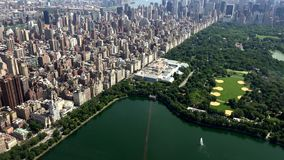 City Aerial, Urban, Neighborhoods, District Royalty Free Stock Photography