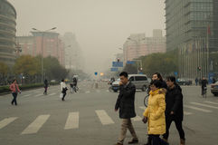 Free City Air Pollution 2 Royalty Free Stock Photos - 62323538