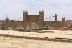 City Akdaz In Morocco Stock Photos
