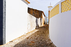 City of Albufeira Royalty Free Stock Photo