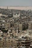 City of Aleppo. In Syria Stock Photo