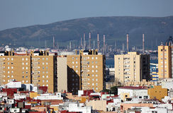 City of Algeciras, Spain Stock Photography