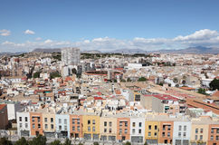 City of Alicante, Spain Royalty Free Stock Photography