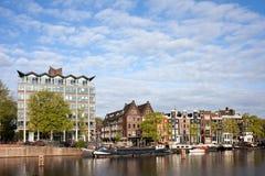 City of Amsterdam Royalty Free Stock Photos