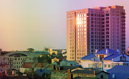 City of Anapa Royalty Free Stock Images
