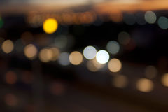 Free City And Traffic Light Bokeh Abstract Blur Background View From Royalty Free Stock Photos - 80651808