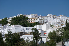 City in Andalusia Royalty Free Stock Image