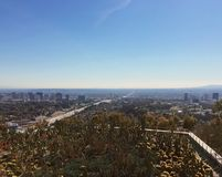 City of Angels Royalty Free Stock Photo