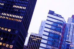 City architecture Royalty Free Stock Image