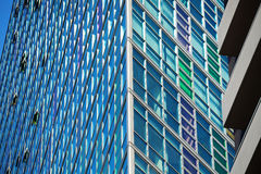 City Architecture Melbourne Stock Photography