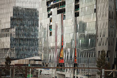 City Architecture Melbourne Stock Images