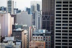 City Architecture Melbourne Stock Photo