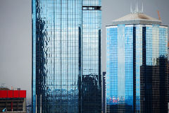 City Architecture Melbourne Stock Image