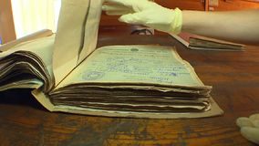 Restorers restore old archival documents, books and photographs. In the city archives, they especially treat old documents with care, carefully preserve and stock video footage