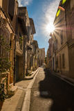 City of Arles stock photo