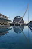 City of Arts and Science, Valencia Royalty Free Stock Photo