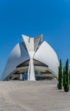 City of Arts and Science in Valencia Stock Image