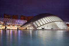 City of Arts and Sciences Stock Photos