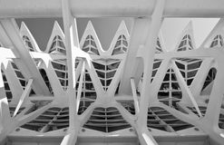 City of Arts and Sciences. royalty free stock images