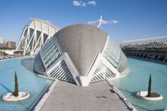 City of Arts And Sciences Stock Images