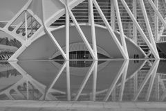 City of Arts and Sciences Royalty Free Stock Images