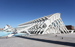 City of Arts and Sciences Valencia Stock Images