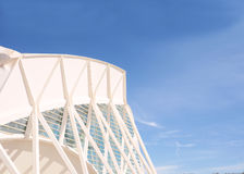 City of the Arts and Sciences in Valencia Royalty Free Stock Images
