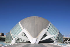 City of Arts and Sciences in Valencia, Spain Stock Photos