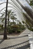City of Arts and Sciences . Valencia- Spain Royalty Free Stock Photo