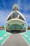 City of Arts and Sciences Royalty Free Stock Image