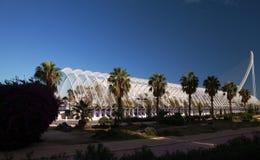 City of Arts & Sciences, Valencia Royalty Free Stock Photo
