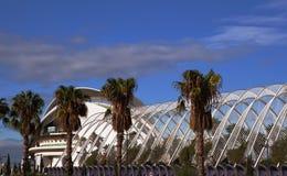 City of Arts & Sciences, Valencia Stock Photo