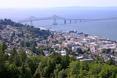City of Astoria Oregon Stock Photos