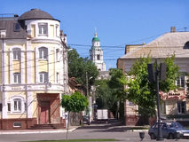 The city of Astrakhan. Stock Image