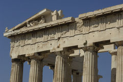 City of Athenes Royalty Free Stock Images