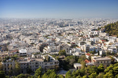 City of Athens Royalty Free Stock Photo