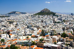 City of Athens Stock Photo