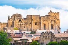 City of Avignon, Provence, France, Europe Royalty Free Stock Image