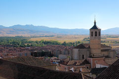 City of Avila, Spain Stock Photography