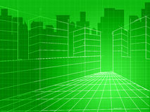 City Background Means Backdrop Biz And Business Stock Images