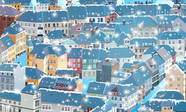 City background Stock Image